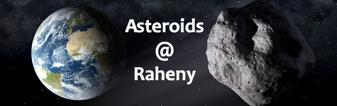 Asteroids at Raheny